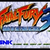 Fatal Fury 3 (Japanese)