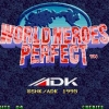 World Heroes Perfect (Japanese)