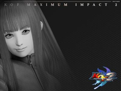 wallpaper kof. KOF Max Impact 2 Wallpaper