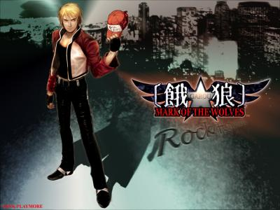 Garou: MotW Rock Howard Wallpaper 2