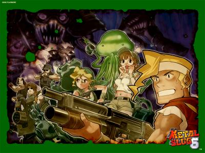 metal slug wallpaper. Wallpaper by SNK for Metal