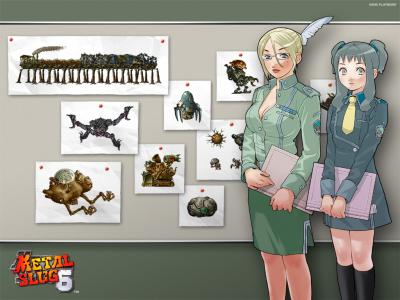 Metal Slug 6 Wallpaper 3