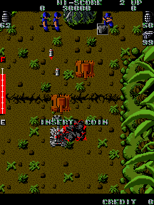 Ikari Warriors Screenshot 3