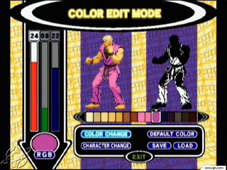 Capcom Vs SNK Screenshot 7