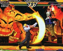 Capcom Vs SNK 2 Screenshot 11