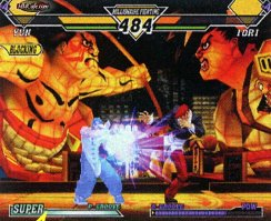 Capcom Vs SNK 2 Screenshot 15