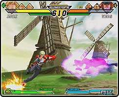 Capcom Vs SNK 2 Screenshot 3
