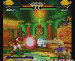 Capcom Vs SNK 2 Screenshot 8
