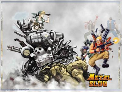 metal slug wallpaper. Metal Slug Wallpaper