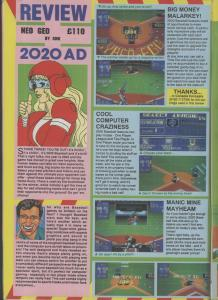 C&VG 2020 Super Baseball Review, Part 1/2