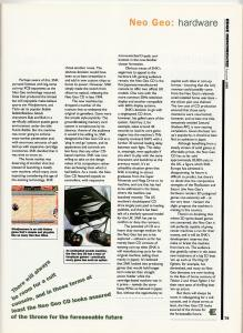 Edge Special Autumn 1995 - NGCD System Review 4 of 4