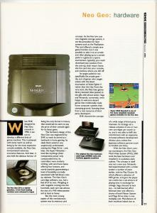 Edge Special Autumn 1995 - NGCD System Review 2 of 4