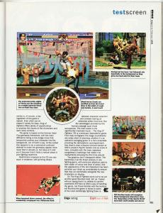 Edge February 1995 - KOF '94 Neo CD Review Page 2