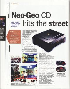 Edge November 1994 - NGCD Preview 1 of 2