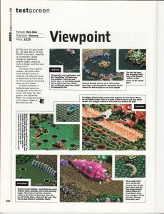 Edge October 1993 - Viewpoint Review 1