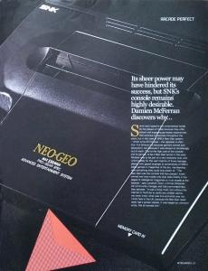 Arcade Perfect Neo-Geo Retrospective 2 of 12
