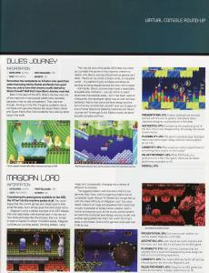 RetroGamer Magazine - Blues Journey & Magician Lord VC Reviews