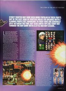 RetroGamer Magazine - Fists of Flame - KoF Special 2 of 8
