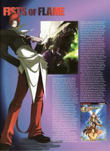RetroGamer Magazine - Fists of Flame - KoF Special 3 of 8