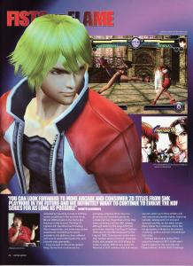 RetroGamer Magazine - Fists of Flame - KoF Special 7 of 8