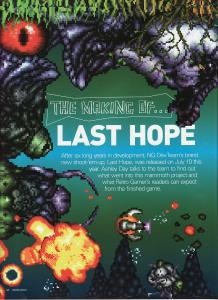 RetroGamer Magazine - Last Hope Special 1 of 4