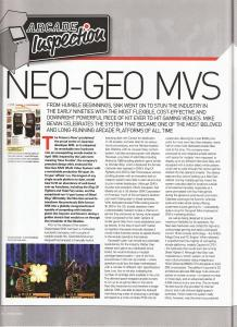 Neo-Geo MVS Feature 1 of 6