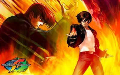 KoF XII Wallpaper 2 (Ignition)