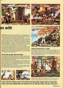 Maximum Magazine - KoF '95 Guide 2 of 6