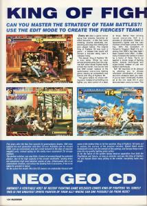 Maximum Magazine - KoF '95 Review 1 of 2