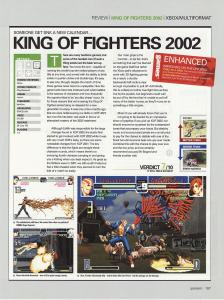 Games Magazine - KoF 2002 Xbox Review