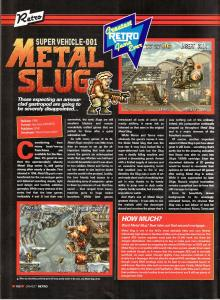 Metal Slug - The Greatest Retro Game Ever 1 of 2