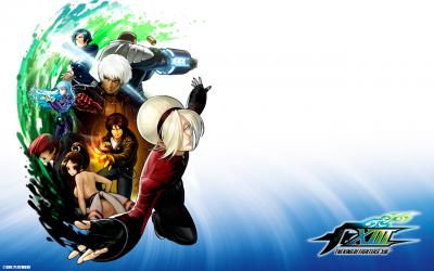 King of Fighters XIII - 1280x800