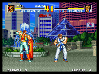 Fatal Fury Special Screenshot 3
