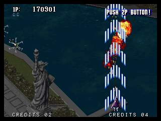 Aero Fighters 2 Screenshot 3