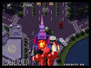 Aero Fighters 3 Screenshot 4