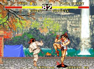 Fighters History Dynamite Screenshot 5