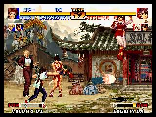 KOF '94 Screenshot 2
