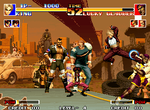 KOF '94 Screenshot 8