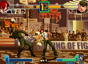 KOF 2001 Screenshot 7