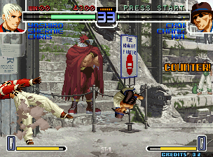 KOF 2002 Screenshot 7