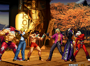 KOF 2003 Screenshot 3