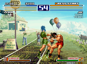 KOF 2003 Screenshot 5