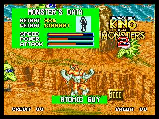 videos king of the monsters 2 neo geo youtube video