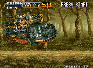 Metal Slug 3 Screenshot 10