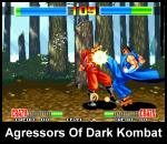 Agressors Of Dark Kombat
